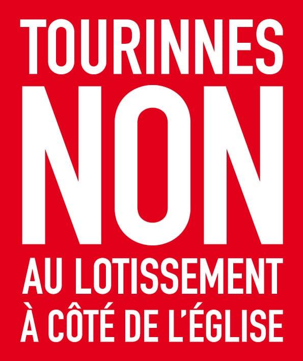 NON au lotissement à côté de l'église de Tourinnes-la-Grosse